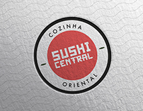 Sushi Central | Nova marca