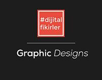 Dijital Fikirler (Digital Ideas) // Graphic Designs