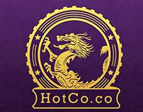 HotCo Logo Design