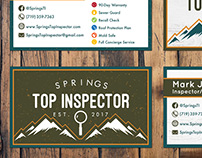 Logo Creation: Spring's Top Inspector