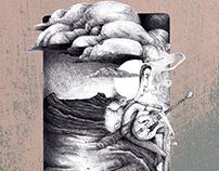 MIGREVERSE - Illustrazione e grafica di copertina