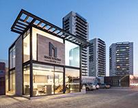 Caseta High Towers Elite / 2016
