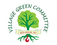 Red Hook Village Green Committee Logo and Website