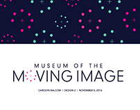 Museum of the Moving Image Branding