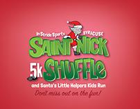 2015 Saint Nick Shuffle 5k