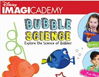 Pixar - Bubble Science