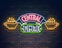 Branding / Central Perk (2014 - 2016)