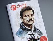 YM Dergi Magazine New Design