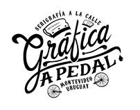 Gráfica a Pedal