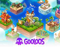 Gooloo . Land