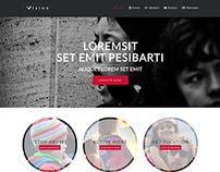 Vision – Nonprofit Wordpres Theme