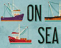 Leigh-on-Sea - Fishing Trawlers Poster
