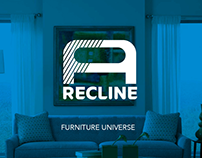 Recline Branding, Web, Catalogue, Animated Kiosk design