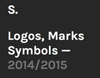 Logos & Marks 2014/2015
