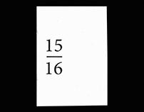 Portfolio 15/16