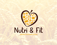 Logotipo | Nutri & Fit