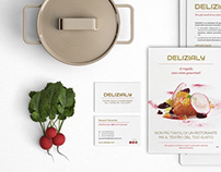 Delizialy UX & Graphic Design