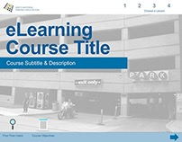 eLearning comps for National Parking Association