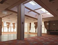 Design interior - Restaurant Unirea