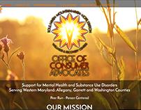 Office of Consumer Advocates Website Design