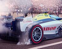 2016 - F1 concept car