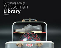 Musselman Library-New Branding