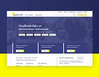 Webdesign Hepatitis Info