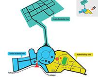 Cartography Design for IIITDM Jabalpur