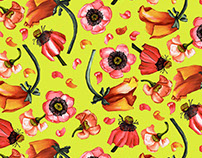 Dyes Floral Reworked in Kaledo