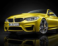 CGI | BMW M4 COUPÉ
