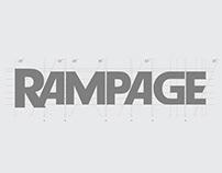 Rampage - Rebrand & Case Study
