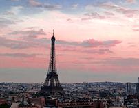 París je t'ai visité
