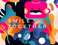 Smile Together - Ilustration