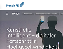 Digitalisierung Kundenmagazin, Modulerstellung