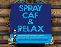 GELLINI MSD Animal Health Spray Caf