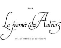 La journée des Auteurs (par Sciences Po Paris)