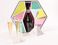 Hexabulle / Champagne Box