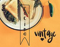 Platos Rotos – Cocina Vintage