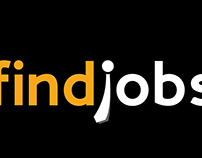 Logo for website FindJobs.vn