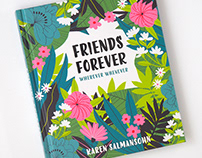 Friends Forever book illustrations