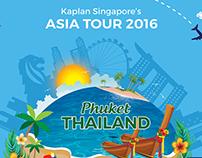 KAPLAN'S ASIA TOUR