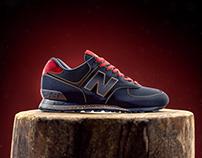 new balance 574 - CGi