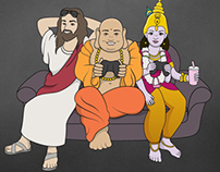 Gaming deities