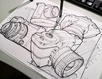 My Sketchbook (Sketch pile) 2015 - part 3