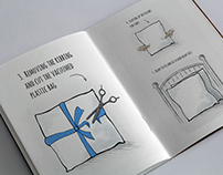 Product Instruction Illustrations