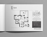 Desaulniers Condo Marketing Kit