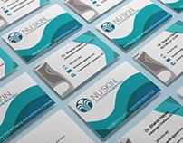 Nu Skin Distributor Business Card Design