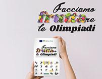 Facciamo fruttare le Olimpiadi | Progettazione manuale