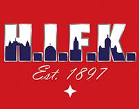 T-Shirt for HIFK - Helsingin IFK