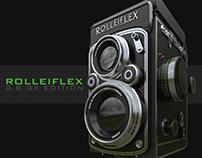 Rolleiflex Modeling